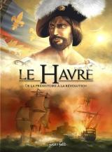 couverture de l'album De la Préhistoire à la Révolution