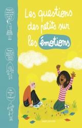 couverture de l'album Les questions des petits sur les émotions