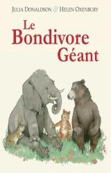 couverture de l'album Le Bondivore géant