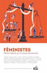 couverture de l'album Féministes - récits militants sur la cause des femmes