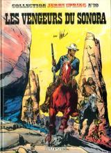 page album Les vengeurs du Sonora