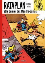 couverture de l'album Rataplan et le dernier des Maudits-camps