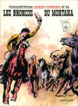 page album Les broncos du Montana
