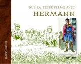 couverture de l'album Sur la terre ferme avec Hermann