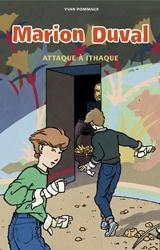 couverture de l'album Attaque à Ithaque