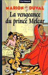 couverture de l'album La vengeance du prince Melcar