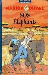 couverture de l'album S.O.S. éléphants
