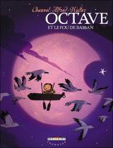 couverture de l'album Octave et le fou de bassan