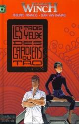 couverture de l'album Les trois yeux des gardiens du Tao