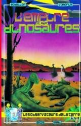 couverture de l'album L'empire des dinosaures