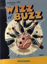 couverture de l'album Wizz et Buzz - tome 2