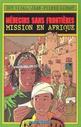 couverture de l'album Mission en Afrique