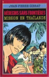 couverture de l'album Mission en thaïlande