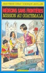 couverture de l'album Mission au Guatemala