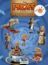 couverture de l'album Les profs refont l'histoire