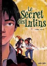couverture de l'album Le secret des lutins