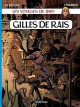 couverture de l'album Gilles de Rais