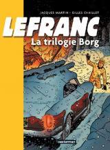 page album Lefranc - La trilogie Borg