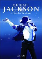 couverture de l'album Mickael Jackson en bandes dessinées