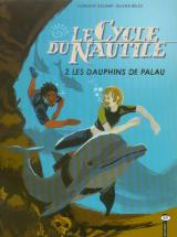 couverture de l'album Les dauphins de Palau