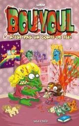couverture de l'album Bouyoul n'est pas un conte de fée