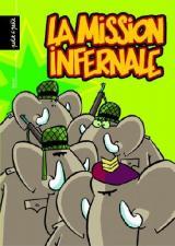 couverture de l'album La Mission Infernale