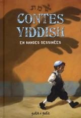 couverture de l'album Contes yiddish