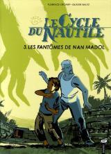 couverture de l'album Les fantômes de Nan Madol