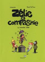 couverture de l'album La nouvelle Zélie