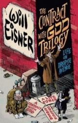 couverture de l'album The contract with god trilogy