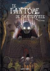 couverture de l'album Le fantôme de Canterville (Céka)