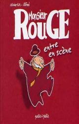 couverture de l'album Monsieur Rouge entre en scène