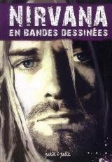 couverture de l'album Nirvana en bandes dessinées