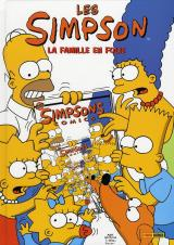 couverture de l'album La famille en folie