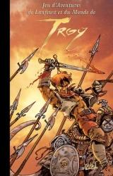 page album Jeu d'aventures du monde de Troy