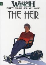 couverture de l'album The Heir