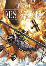 couverture de l'album L'escadrille Lafayette