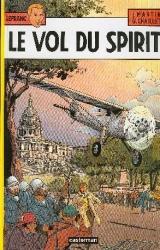 page album Le Vol du Spirit