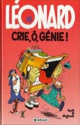 couverture de l'album Crie, ô, génie!