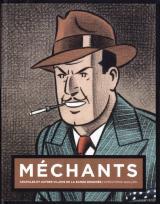 couverture de l'album Méchants - crapules et autres vilains de la bande dessinée