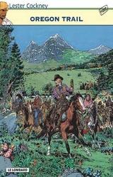 couverture de l'album Oregon Trail