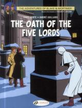 couverture de l'album The oath of the five lords