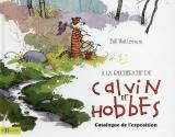 page album A la recherche de Calvin et Hobbes