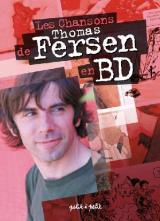 couverture de l'album Les Chansons de Thomas Fersen en BD