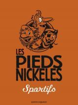 couverture de l'album Les Pieds Nickelés sportifs