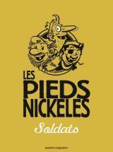 couverture de l'album Les Pieds Nickelés soldats