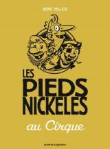 page album Les Pieds Nickelés au cirque