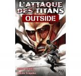 page album Outside - Guide officiel