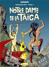 couverture de l'album Notre Dame de la Taïga