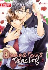 page album Dangerous Teacher T.3